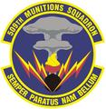 509 Munitions Sq emblem.png