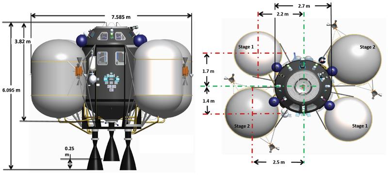 Difficultés pour  atterrir sur Mars 800px-6-crew-habitable-MAV-NASA-Mars-DRA-5-A2