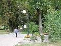 616135 pow krakowski gm Skawina Skawina park miejski 02.JPG