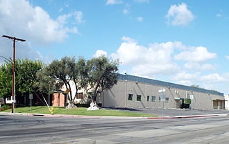 Marvel Animation - Headquarters in Glendale, California.