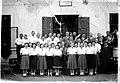 70 Gemischter Eichenthaler Chor 1956.JPG