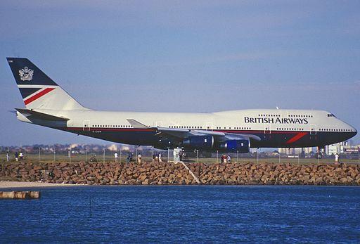 70dq - British Airways Boeing 747-436; G-CIVK@SYD;04.09.1999 (6115668091)