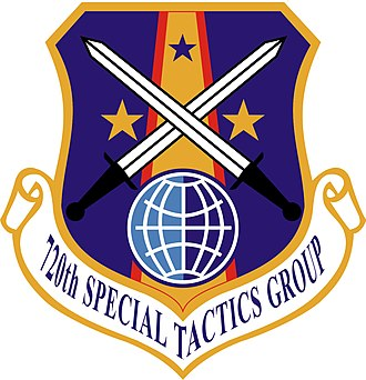 720th Special Tactics Group - Image: 720th Special Tactics Group insignia