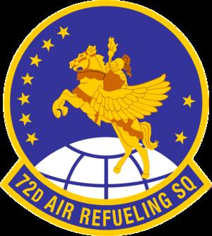 72d Air Refueling Squadron - Image: 72d Air Refueling Sq.no