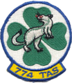 774th Tactical Airlift Squadron - TAC - Emblem.png