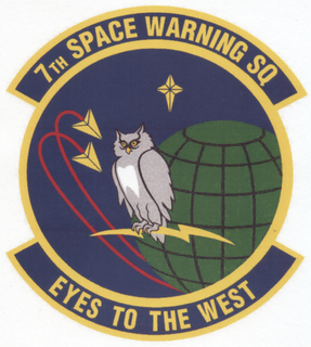 7th Space Warning Squadron Military unit