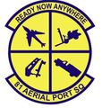 81 Aerial Port Sq emblem.png
