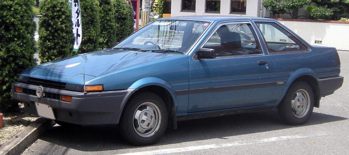 Toyota AE85 - Wikipedia