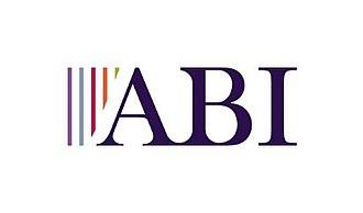Association of British Insurers - Image: ABI white logo
