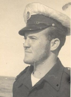 "Israeli Navy - Aharon ""Eskimo"" Ben Yosef, commander of Shayetet 13, naval special forces."