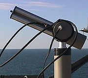 AERONET sunphotometer