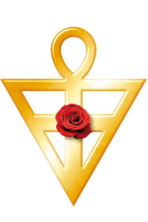 Rose Cross - Image: AMORC Symbol