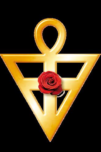 Rose Cross - Image: AMORC Symbol