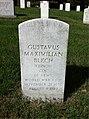 ANCExplorer Gustavus M. Blech grave.jpg