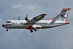 ATR 42-300 Direction Générale de lAviation Civile (DGAC ) F-GFJH - MSN 049 (10222999344).jpg