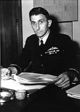 George Jones (RAAF officer) - Jones shortly after he was appointed CAS, May 1942