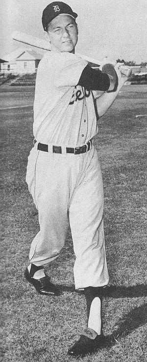 Al Kaline - Kaline in 1957