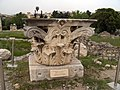 A corinthian capital in the Ancient Agora in Athens.jpg