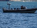 A police boat patrols Toronto's busy harbour, 2016 07 03 (7).JPG - panoramio.jpg