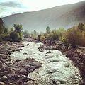 A water stream in kalash valley.jpg