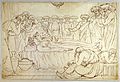 A young man and a young woman lying dead side by side, while Wellcome L0031397.jpg