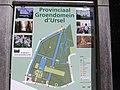 Aan de ingang van het provinciaal Groendomein d'Ursel.jpg
