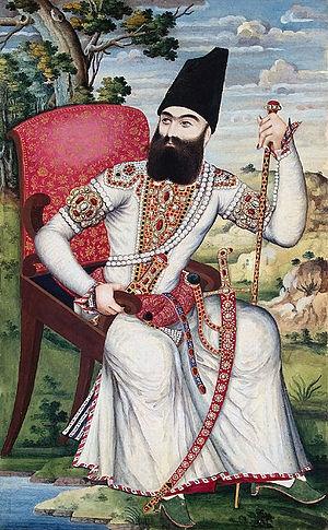 Abbas Mirza - Image: Abbas Mirza (Hermitage)