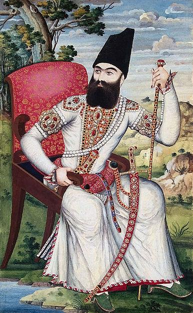 پرونده:Abbas Mirza (Hermitage).jpeg