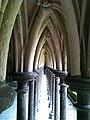 Abbaye du Mont-Saint-Michel inside.JPG