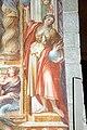 Abbazia di San Salvatore (Abbadia San Salvatore), Cappella della Madonna della Pieve, affreschi di Francesco Nasini e Antonio Annibale Nasini 09.jpg