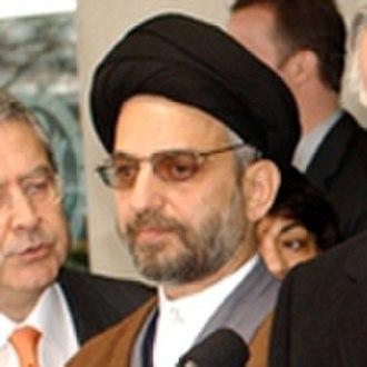 Iraqi governorate elections, 2009 - Abdul Aziz al-Hakim
