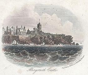 Aberystwith Castle