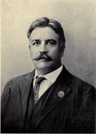 Abraham González (governor) - Governor Abraham González