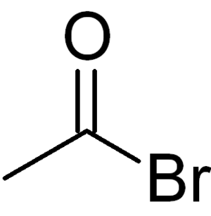 Acetyl bromide - Image: Acetyl bromide