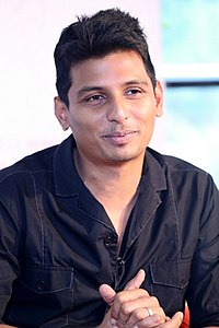 Actor Jiiva at Yaan Meet and Greet Event.jpg