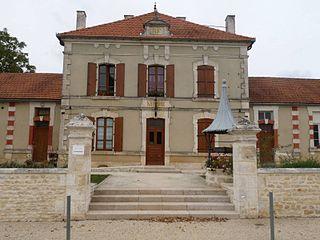 Les Adjots Commune in Nouvelle-Aquitaine, France