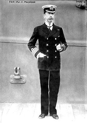William Pakenham (Royal Navy officer) - Captain William Pakenham