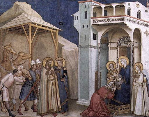 Adoration assisi