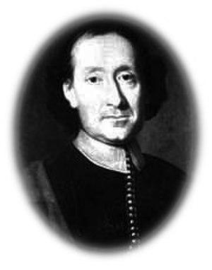Adriaen van der Donck - Presumed portrait of Adriaen van der Donck