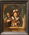 Adriaen van der werff, ragazzo con trappola per topi, 1676, 01.JPG