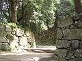 Aduchi castle-Kuroganemon.jpg