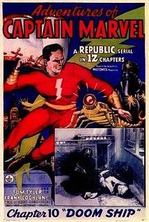 <i>Adventures of Captain Marvel</i> 1941 serial by William Witney, John English