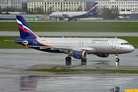 VQ-BAY - A320 - Aeroflot