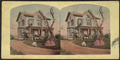 African-American family in front of their residence, from Robert N. Dennis collection of stereoscopic views.png