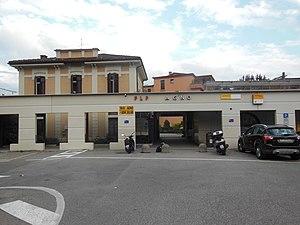 Agno railway station - Image: Agno railway station 04