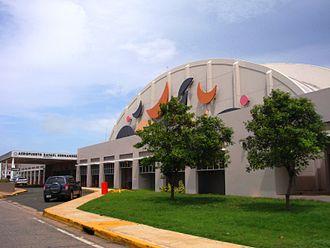 Rafael Hernández Airport - Image: Aguadilla Airport