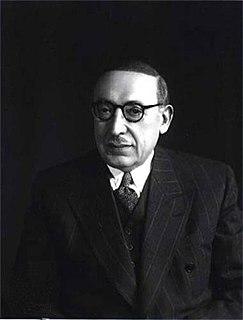 Ahmad Qavam Prime Minister of Iran