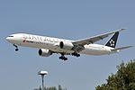 Air China, Boeing 777-39L(ER), B-2032 - LAX (18463637752).jpg