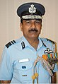 Air Marshal Arup Raha AVSM VM takes over as Senior Air Staff Officer, Western Air Command, in New Delhi on April 01, 2010.jpg