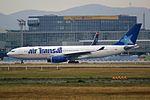 Air Transat Airbus A330-243 C-GGTS (27160762566).jpg